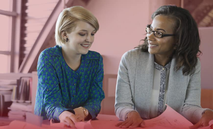 Tips on finding a mentor from women in leadership